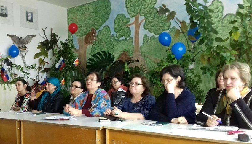 Районный семинар директоров по воспитательной работе